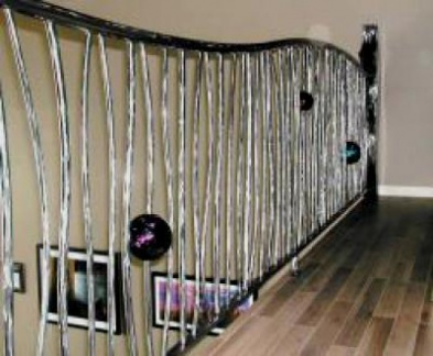 Simply Steels Studio Railing  (65)