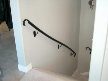 Black Wave Hand Railing (2)
